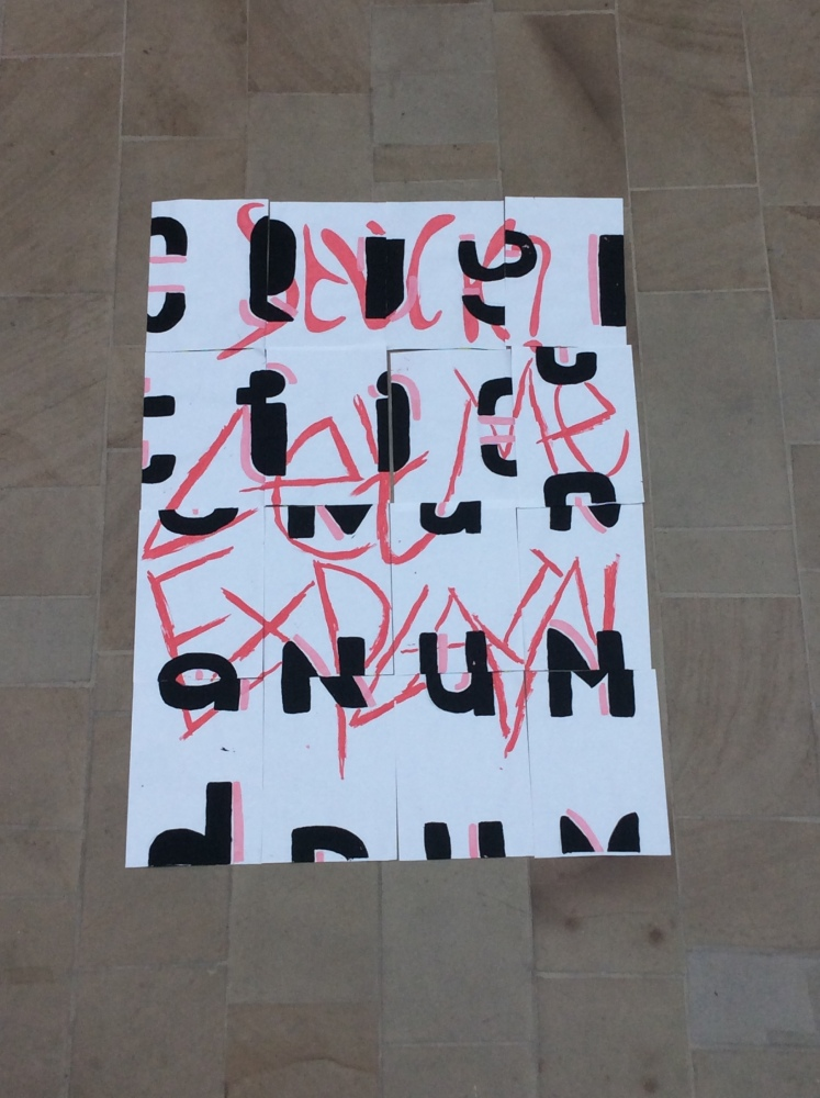 Typography Collaboration (2/2)