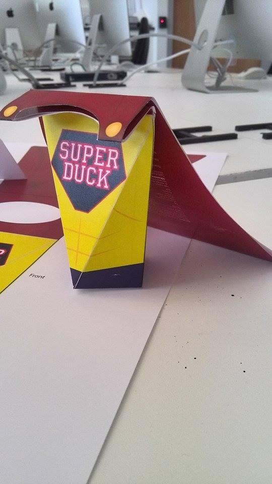 Cereal Box Design: Prototype (2/6)