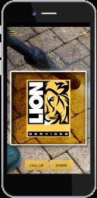 App Screen Shot lion