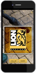 App Screen Shot lion